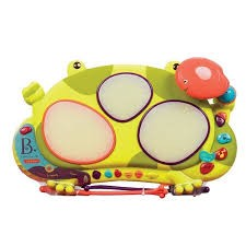 The Frog Drum