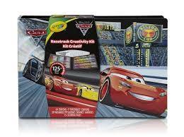 CARS 3 LARGE ART CASE