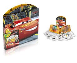 CARS 3 SMALL ART CASE