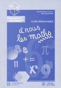A Nous Les Maths 6Eme Eb6 Livre Du Maitre