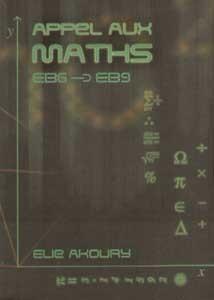 Appel Aux Maths Eb6 _ Eb9