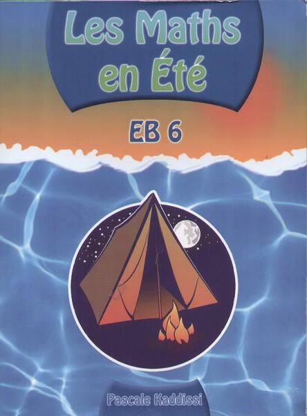 Les Maths En Ete - Eb6