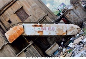 Beirut's Catwalk