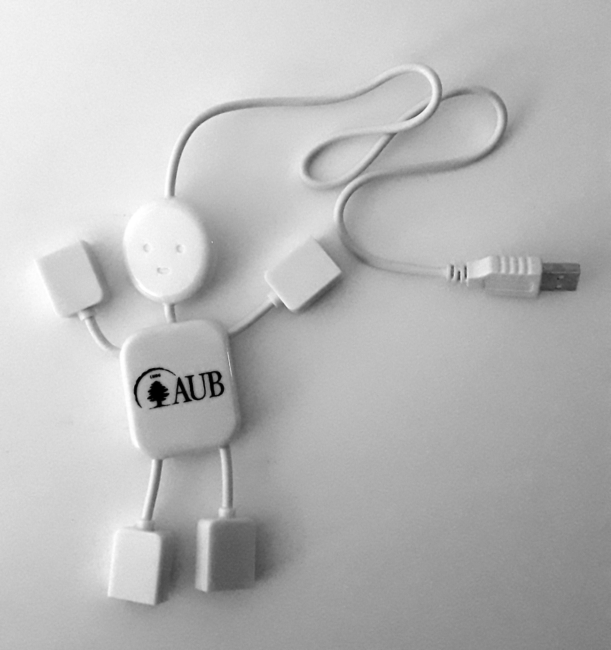 AUB USB HUMAN HUB