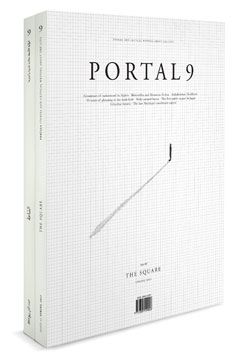 Portal 9: Stories and Critical Writing about the City - Issue #2 - The Square