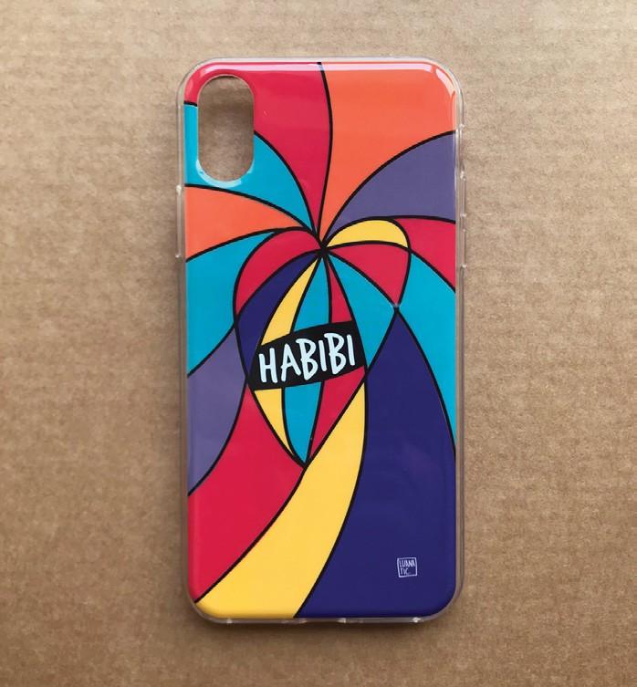 PHONE COVER HABIBI