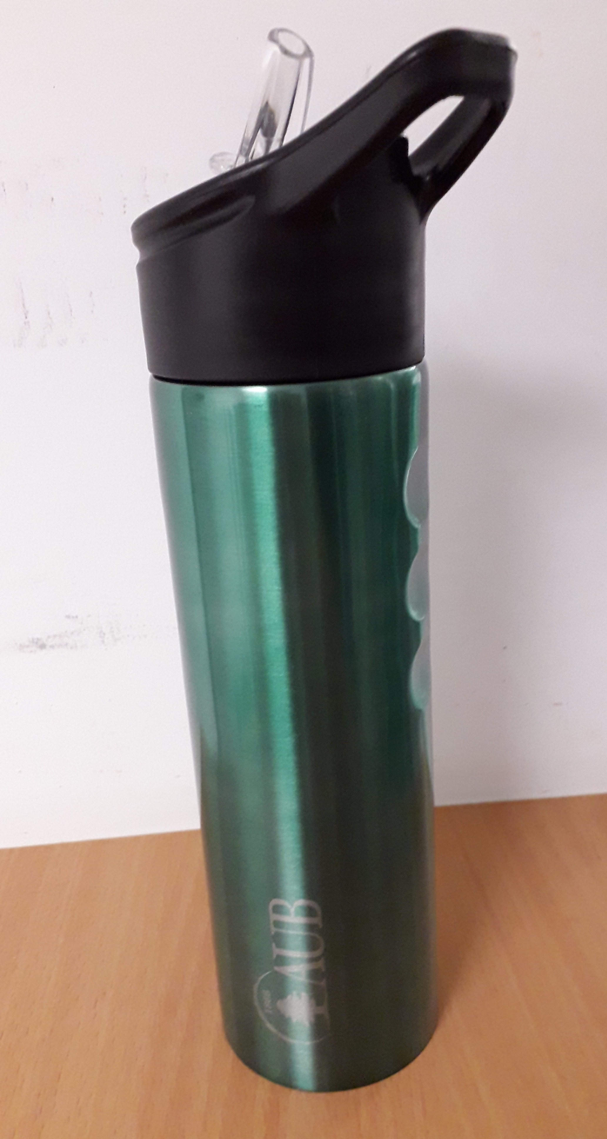 AUB Sports Bottle SS 750ml 002 Green