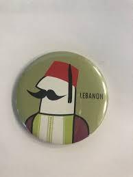 Magnet | Lebanon | Tarboush