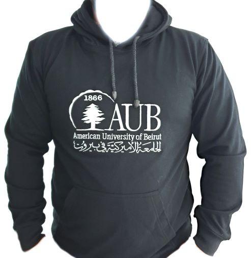 AUB FLEECE JACKET   BLACK   L