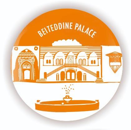 MAGNET LEBANON BEITEDDINE PALACE