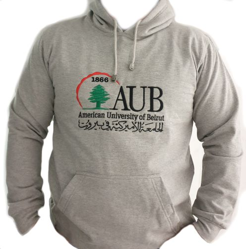 AUB FLEECE JACKET | ASH G | S