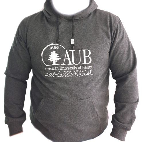 AUB FLEECE JACKET | CHARCOAL |  XL