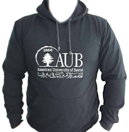 AUB FLEECE JACKET | BLACK | XL
