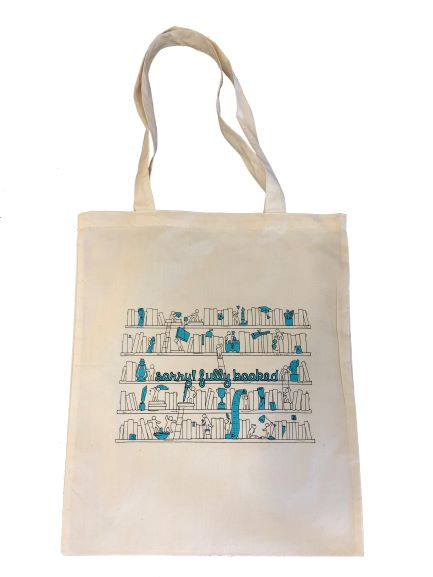 ANTOINE FULLY BOOKED TOTE BAG