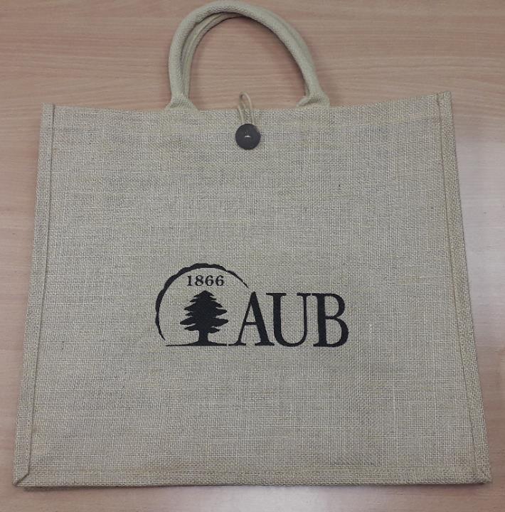Jute Shopping Bag | Nature | 45 x 40 x 15
