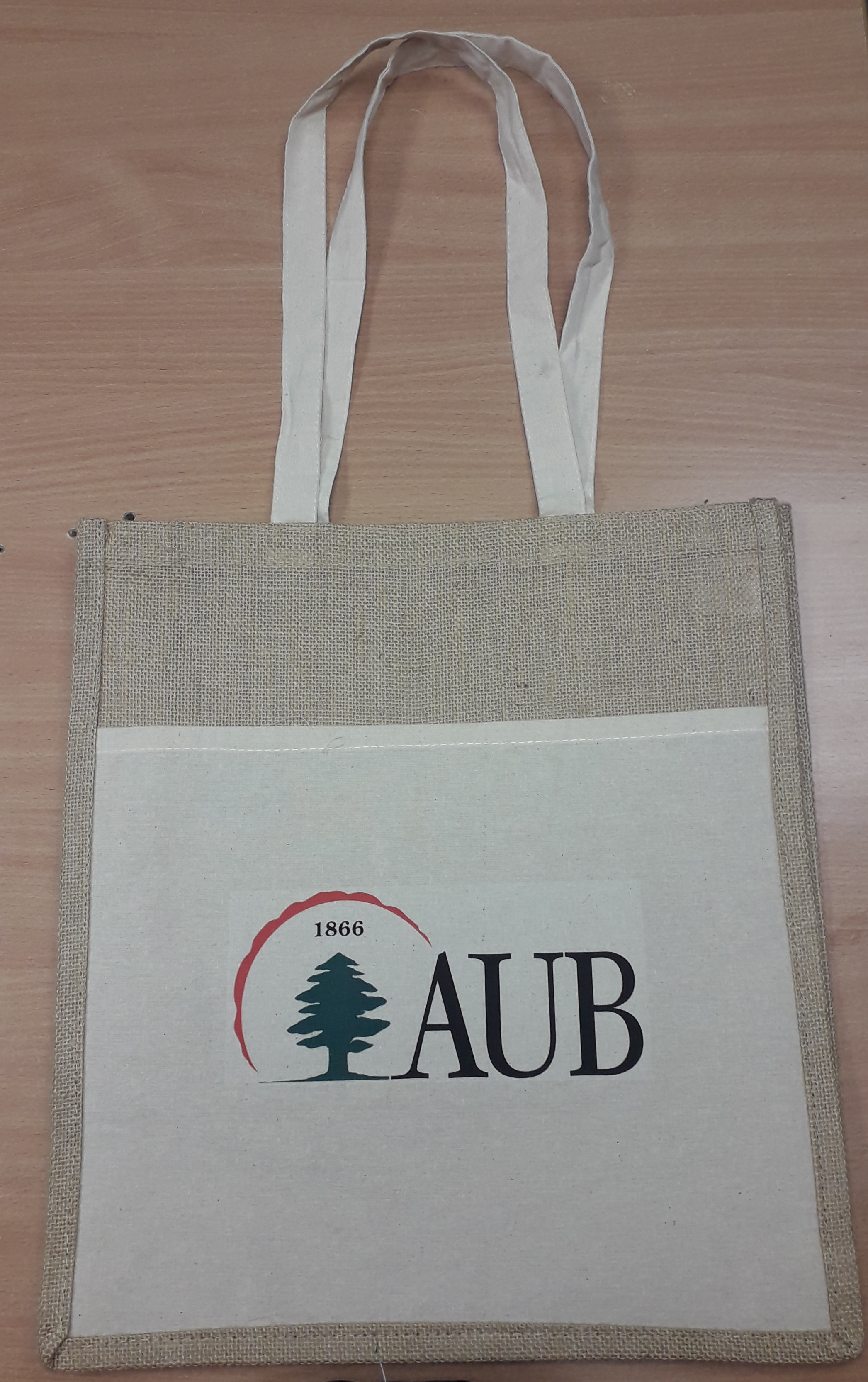 Jute Shopping Bag | Laminated