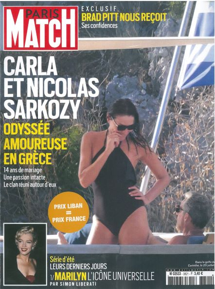 PARIS MATCH N3723