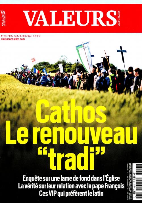 VALEURS ACTUELLES N4373