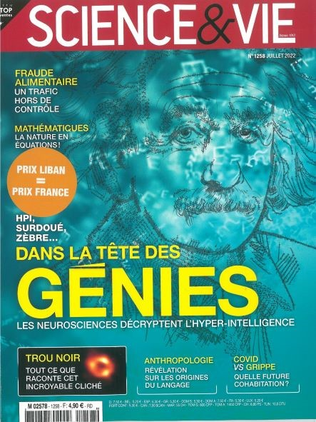 SCIENCE & VIE N1238