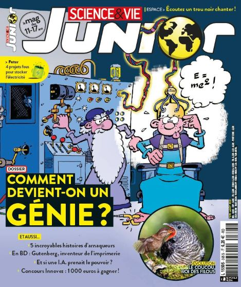 SCIENCE & VIE JUNIOR N374