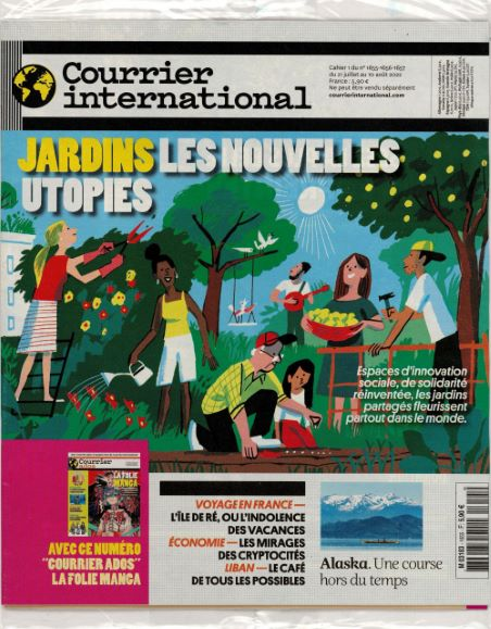 COURRIER INTERNATIONAL N1568