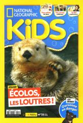 NATIONAL GEOGRAPHIC KIDS N35