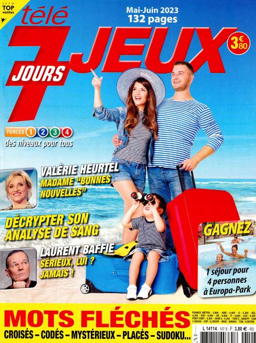 TELE 7 JOURS JEUX N85