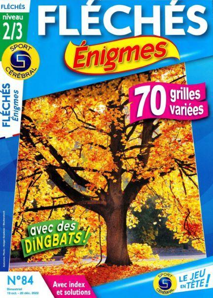 SC FLECHES ENIGMES NIVEAU 2/3 N71