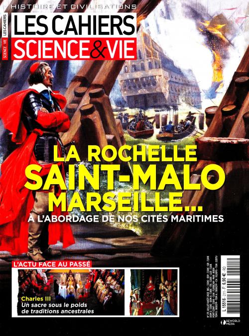 LES CAHIERS DE SCIENCE & VIE N195