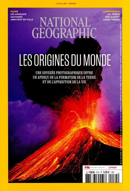 NATIONAL GEOGRAPHIC N251