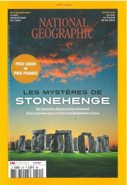 NATIONAL GEOGRAPHIC N253