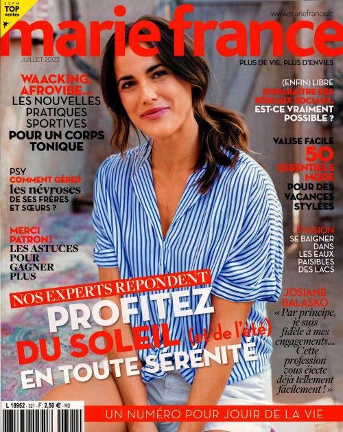 MARIE FRANCE N296