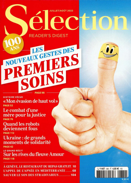 SELECTION DU READER'S DIGEST N867