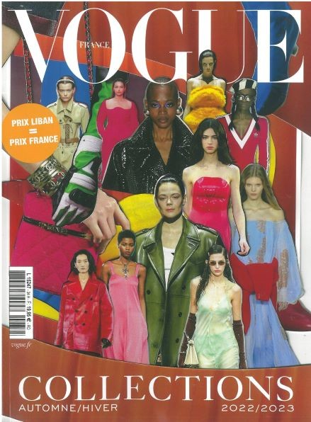 VOGUE HS COLLECTIONS AUTOMNE N31