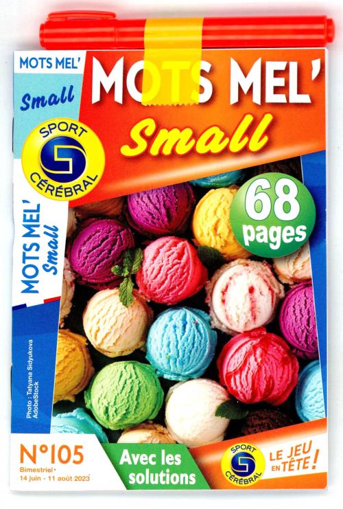 SC MOTS MEL' SMALL N89