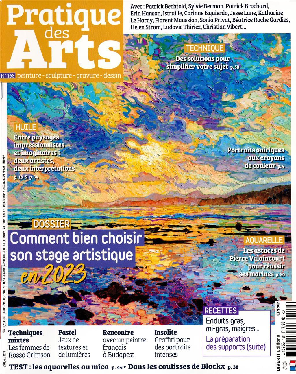 PRATIQUE DES ARTS N156