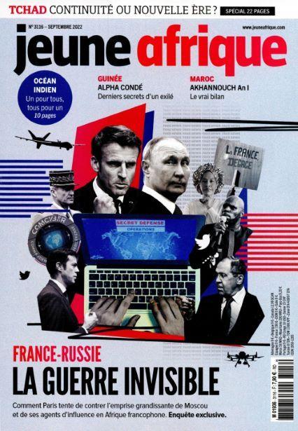 JEUNE AFRIQUE N3095