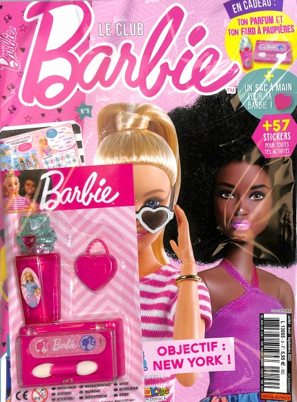 LE CLUB BARBIE N2