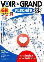 GH VOIR EN GRAND FLECHES FORCE 2/3 N11