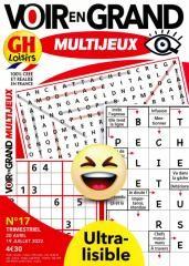 GH VOIR EN GRAND MULTIJEUX N11