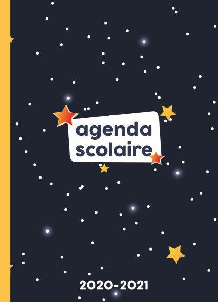 Agenda Scolaire 2020-2021 - Stars