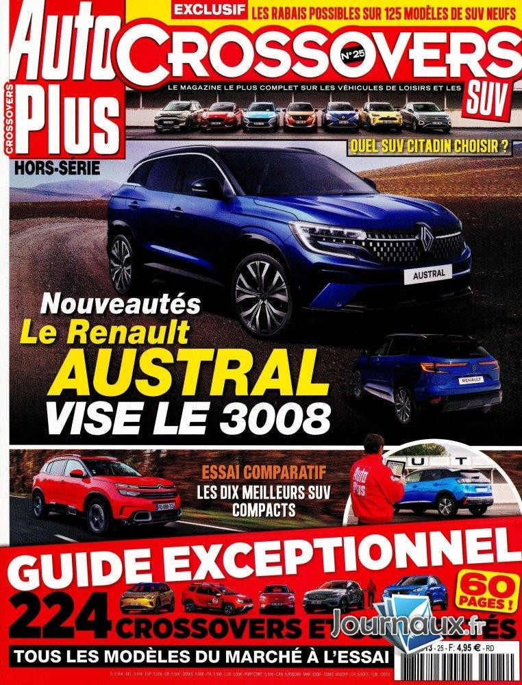 AUTO PLUS CROSSOVERS SUV N20