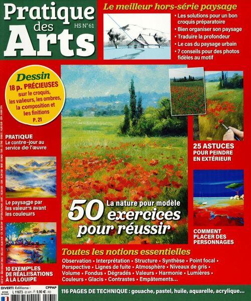 PRATIQUE DES ARTS HS N54