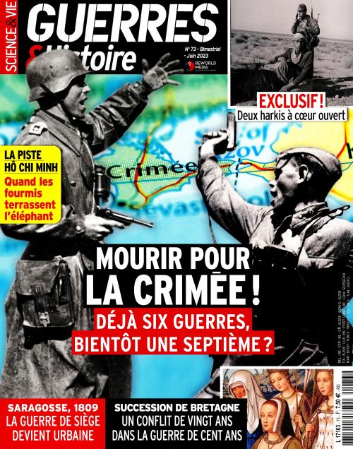 SCIENCE & VIE - GUERRES & HISTOIRE N57