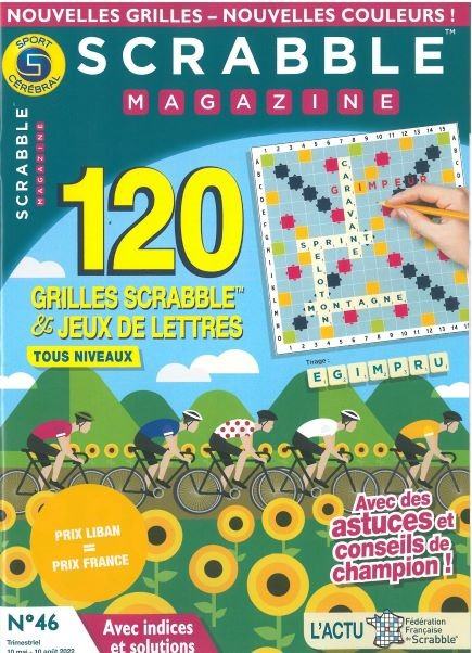 SCRABBLE MAGAZINE N39