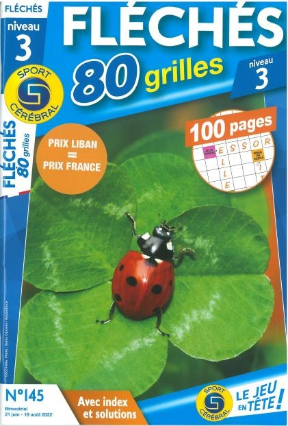 SC FLECHES 80 GRILLES NIVEAU 3 N135