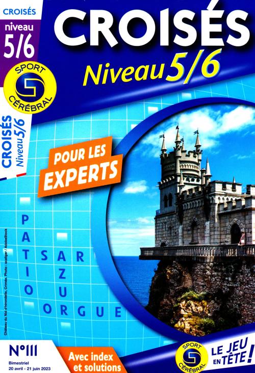 SC CROISES NIVEAU 5/6 ANS N96