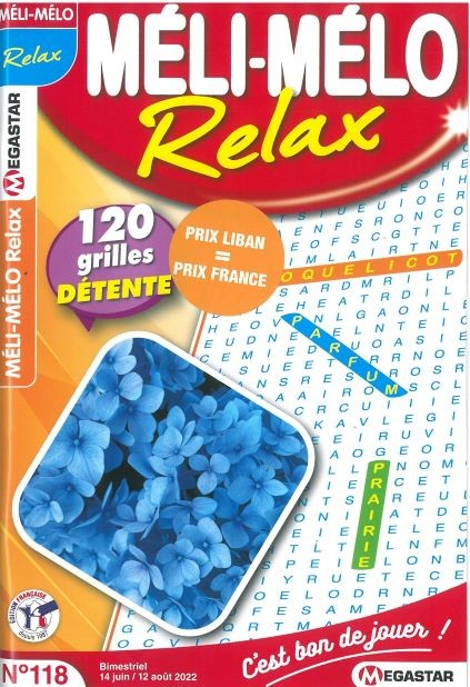 MG MELI-MELO RELAX N109