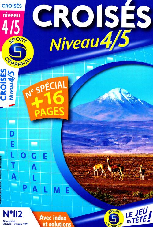 SC CROISES NIVEAU 4/5 N97