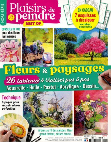 PLAISIRS DE PEINDRE HS N37